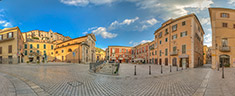 Immagine del virtual tour 'Piazza del Municipio'